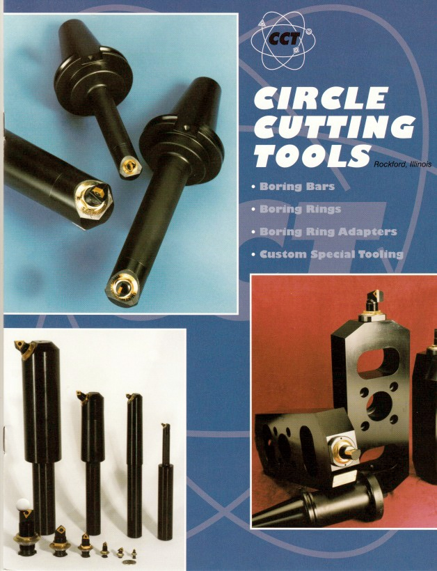 Boring Bars, Boring Rings, Boring Ring Adapters and Custom Special Tooling