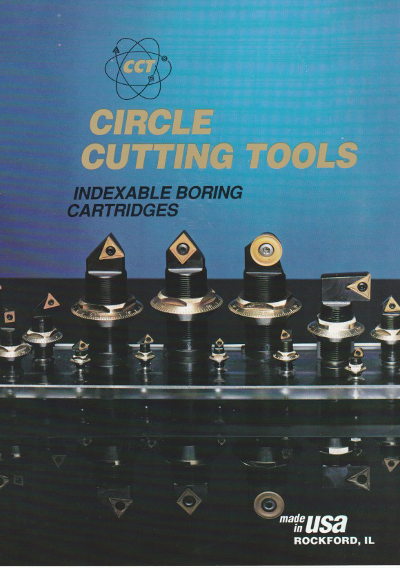 Indexable Boring Cartridges
